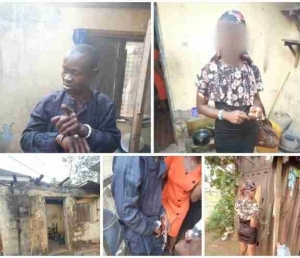 """""""Touch & Follow"""": Pastor & Prayer Warrior Arrested For Charming, Abducting Lady (Photos)"""